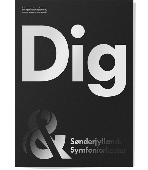 South Denmark Philharmonic Brand Identity on Behance