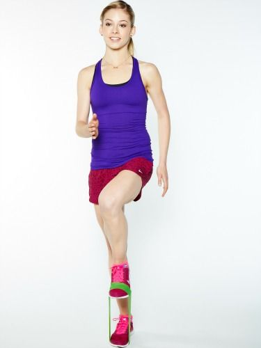 Tone Your Legs With Olympian Gracie Gold's Workout ...