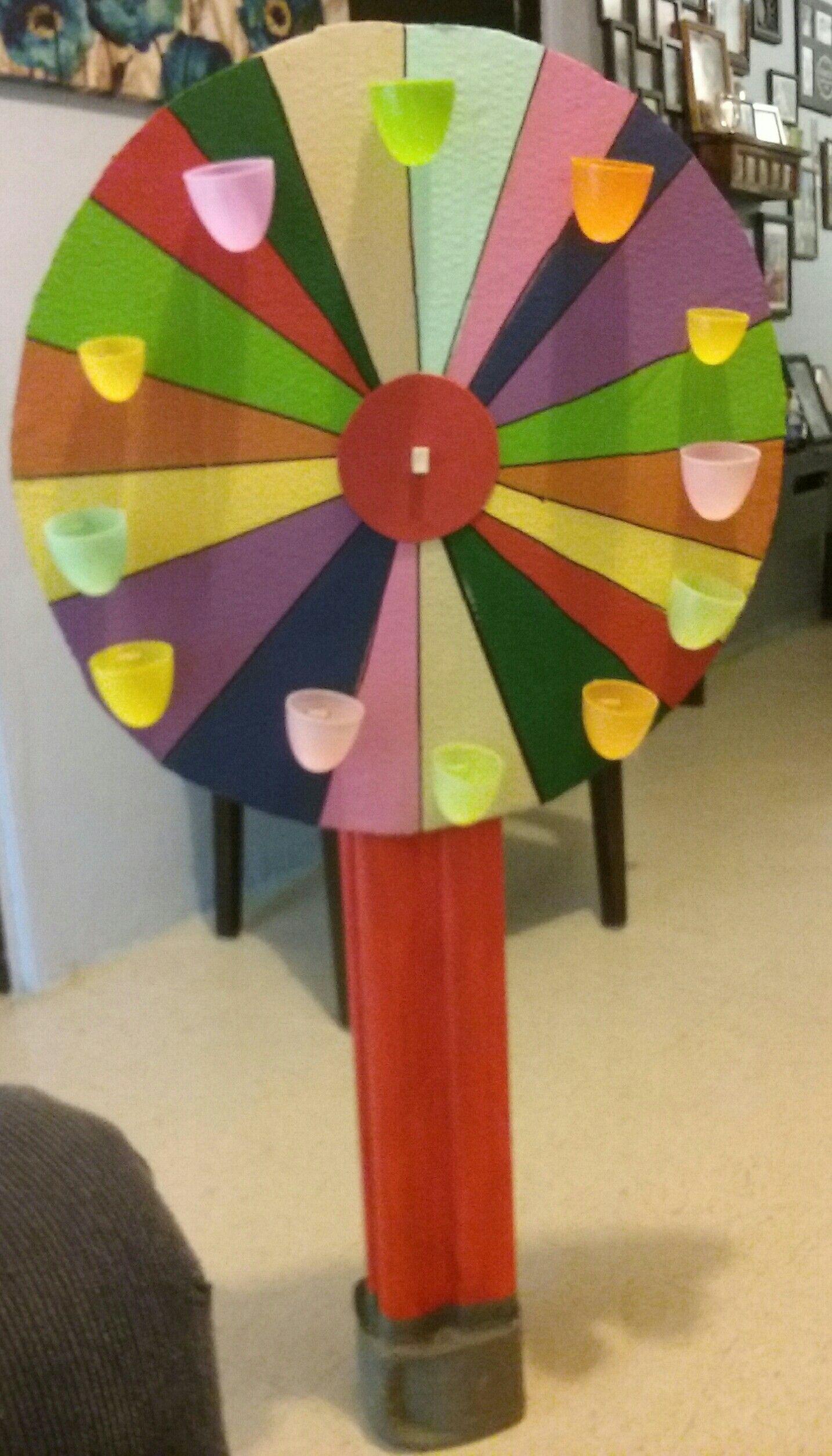 Ferris Wheel Carton Mini