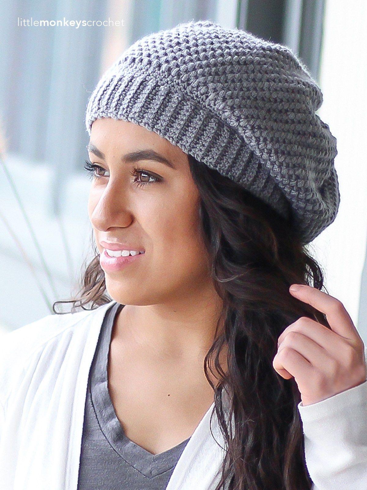 Barista Slouch Hat | Schals, Stricken und Häkeln