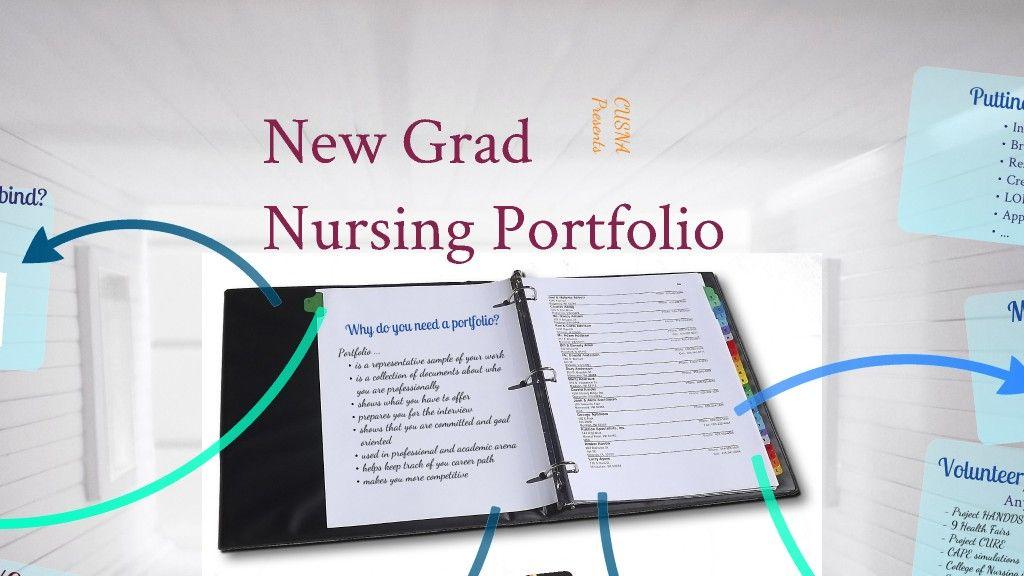 New grad nursing portfolio nursing portfolio nursing