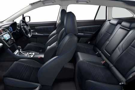 2017 Subaru Outback Interior 1