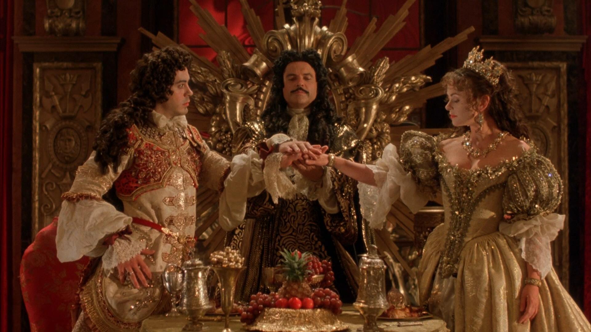 Королевская милость (Restoration) (1995)