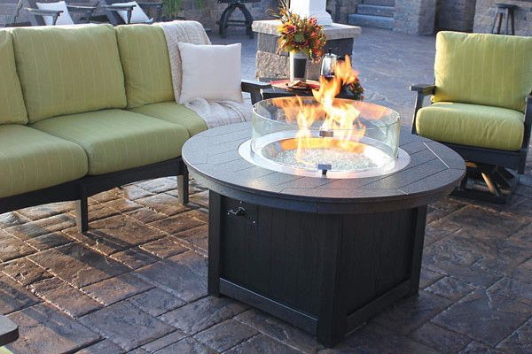 Donoma Poly Top Fire Pit Standard Fire Pit Accessories