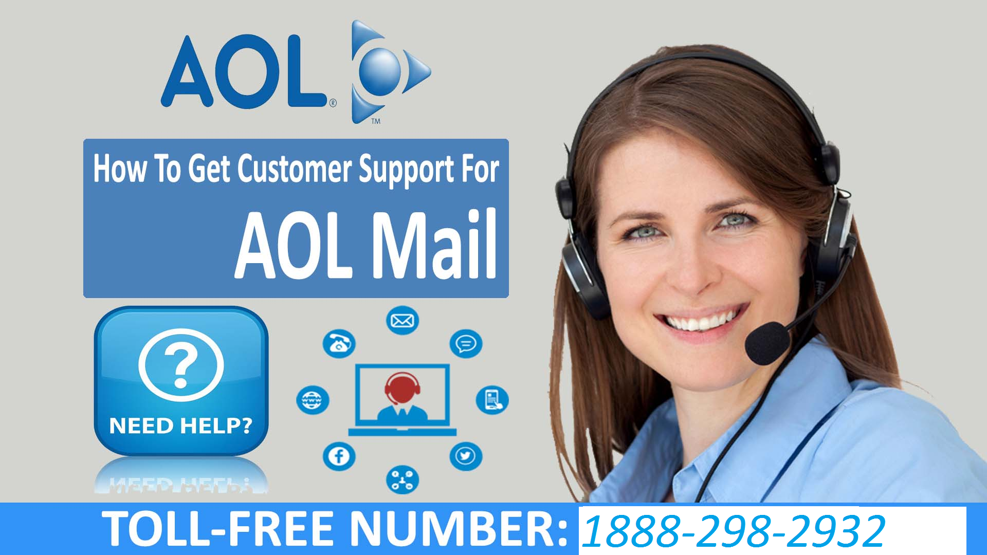 aol customer care number usa 1888-298-2932 toll free number | email