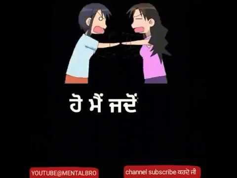 Punjabi sad and very very heart touching song with WhatsApp status