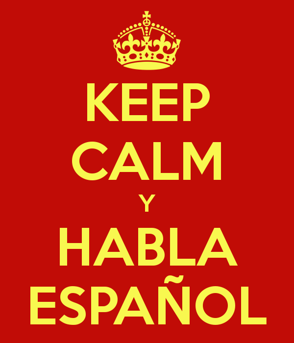 Yo Tengo Clase De Espanol En Dia A Para Periodo 3 Es Muy Interesante Keep Calm Calm Keep Calm And Love