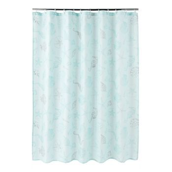Sonoma Goods For Life Oceanside Icon Fabric Shower Curtain