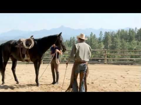 How To Use Spurs On Your Horse With Pat Parelli And His Niece Amy