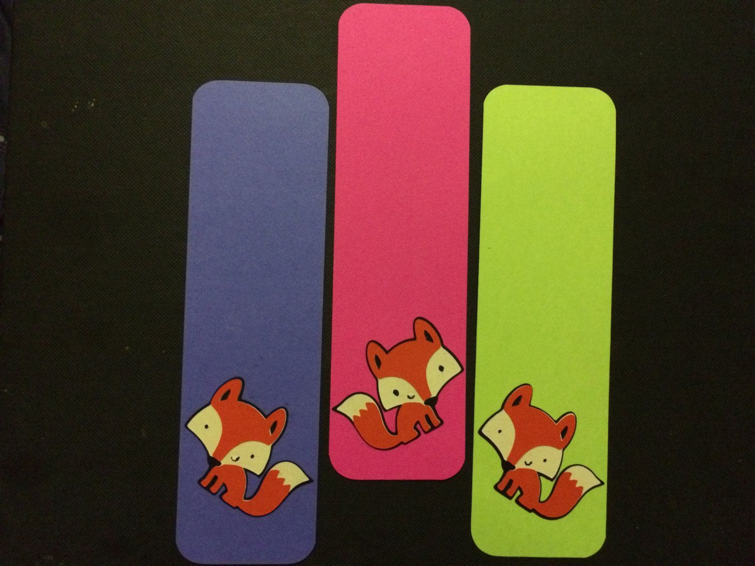 Handmade Cute Bookmarks! Profits Being Donated <3 by SabrinasDreams on Etsy