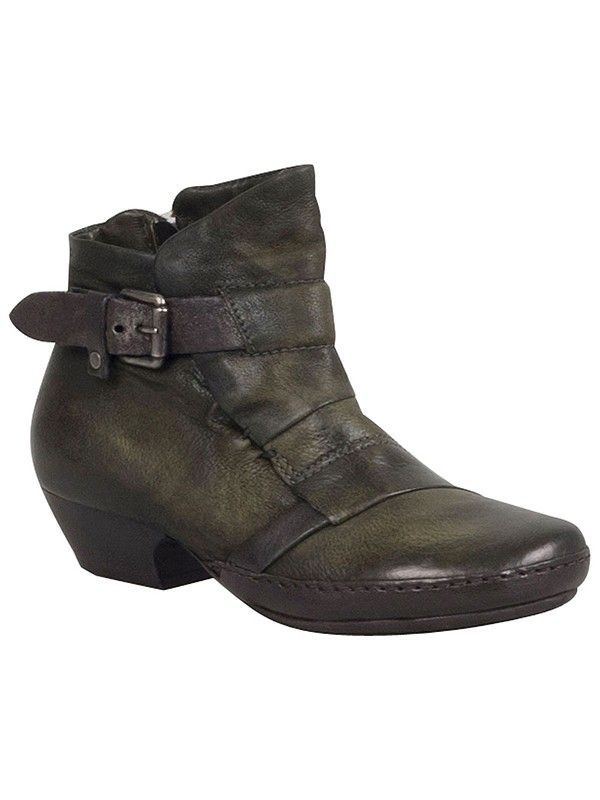 5e93ee3f0b893e Miz Mooz Ezra Boot Suede Booties