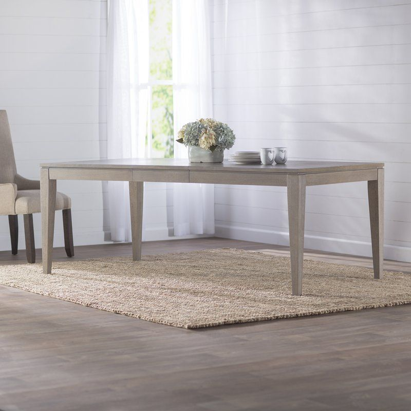 Highline By Rachael Ray Home Extendable Dining Table Extendable