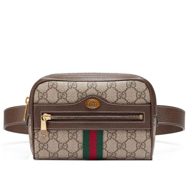 c9322f01953 Gucci Ophidia Gg Supreme Small Belt Bag ( 1