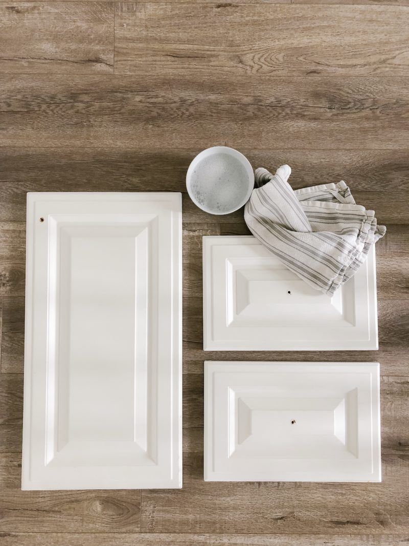 How to Paint Thermofoil Cabinets | Thermofoil cabinets, A ...