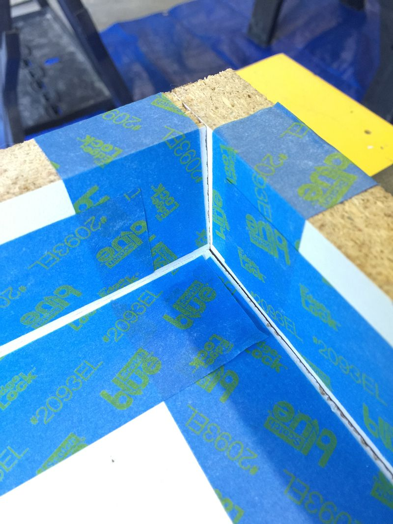 How to Build Concrete Countertop Forms | Kitchen Reno | Pinterest ...