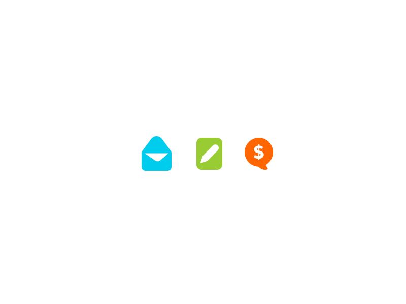 Framely Note Icons by Jon Sutherland | UI Design | Pinterest | Icons ...