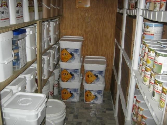 The Prepperu0027s Food Storage List - Doomsday Prepper Food List & The Prepperu0027s Food Storage List - Doomsday Prepper Food List ...
