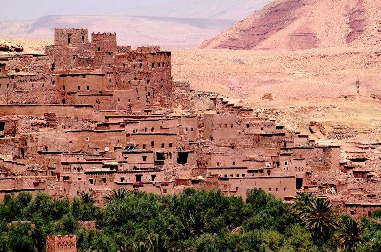 Découvrez les maisons de terre d'Aït Ben Haddou, ce superbe village du Maroc inscrit au patrimoine mondial de l'UNESCO | Daily Geek Show