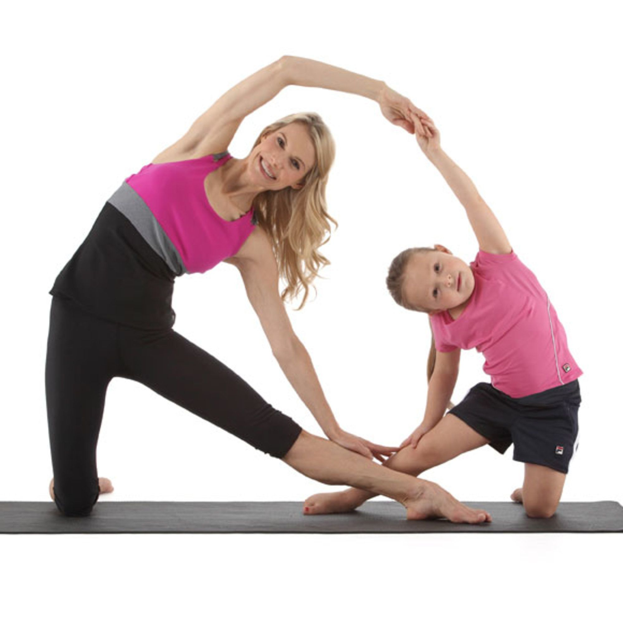 Partner Gate These Yoga Poses Pack A Two In One Punch They Help You Sneak Workout And Instill Love Of Exercise Your Child