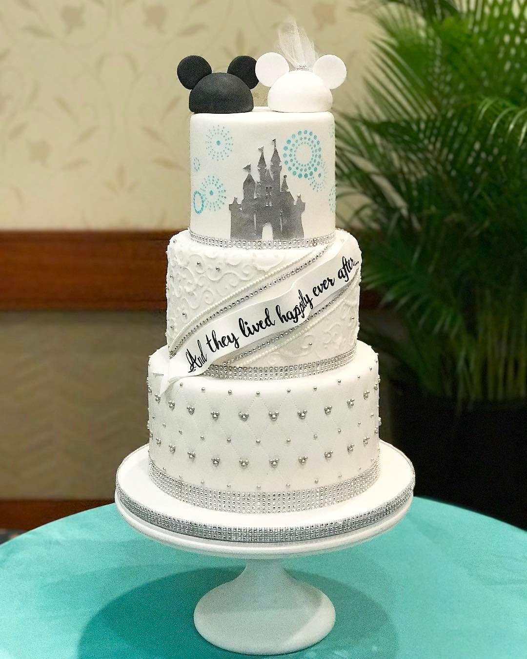 Cinderella Castle Wedding Cake Topper Mit Bildern Disney