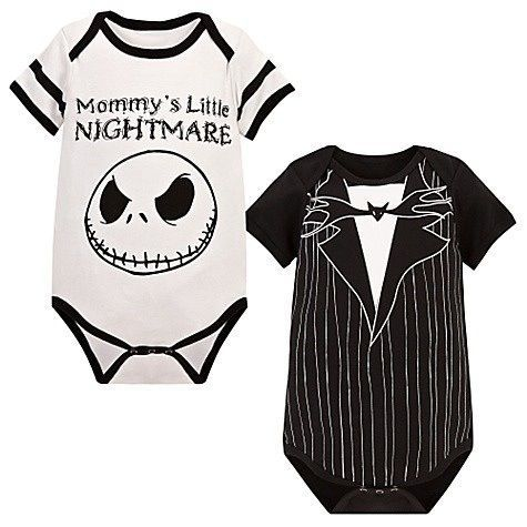 Nightmare Before Christmas Onesie | Christmas Decorating | Baby ...