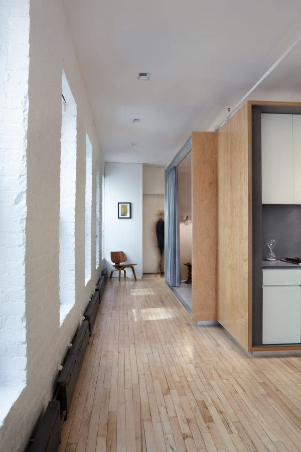Loft Has Clever Privacy Ideas for Small Spaces | Street, Interiors ...