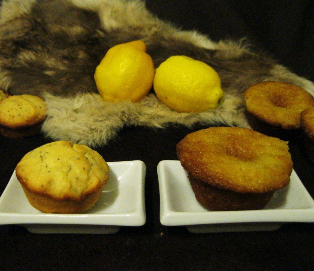 Elizabethan Lemon Cake Recipe