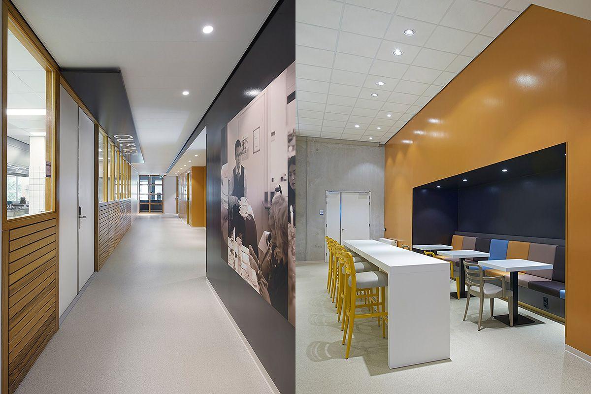 zenber interieur architectuur bni2 education hubertus berkhoff culinary college