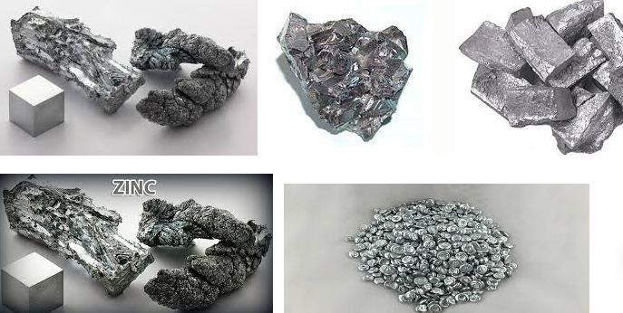 With the position of the #Zinc_import_data that we offer ...