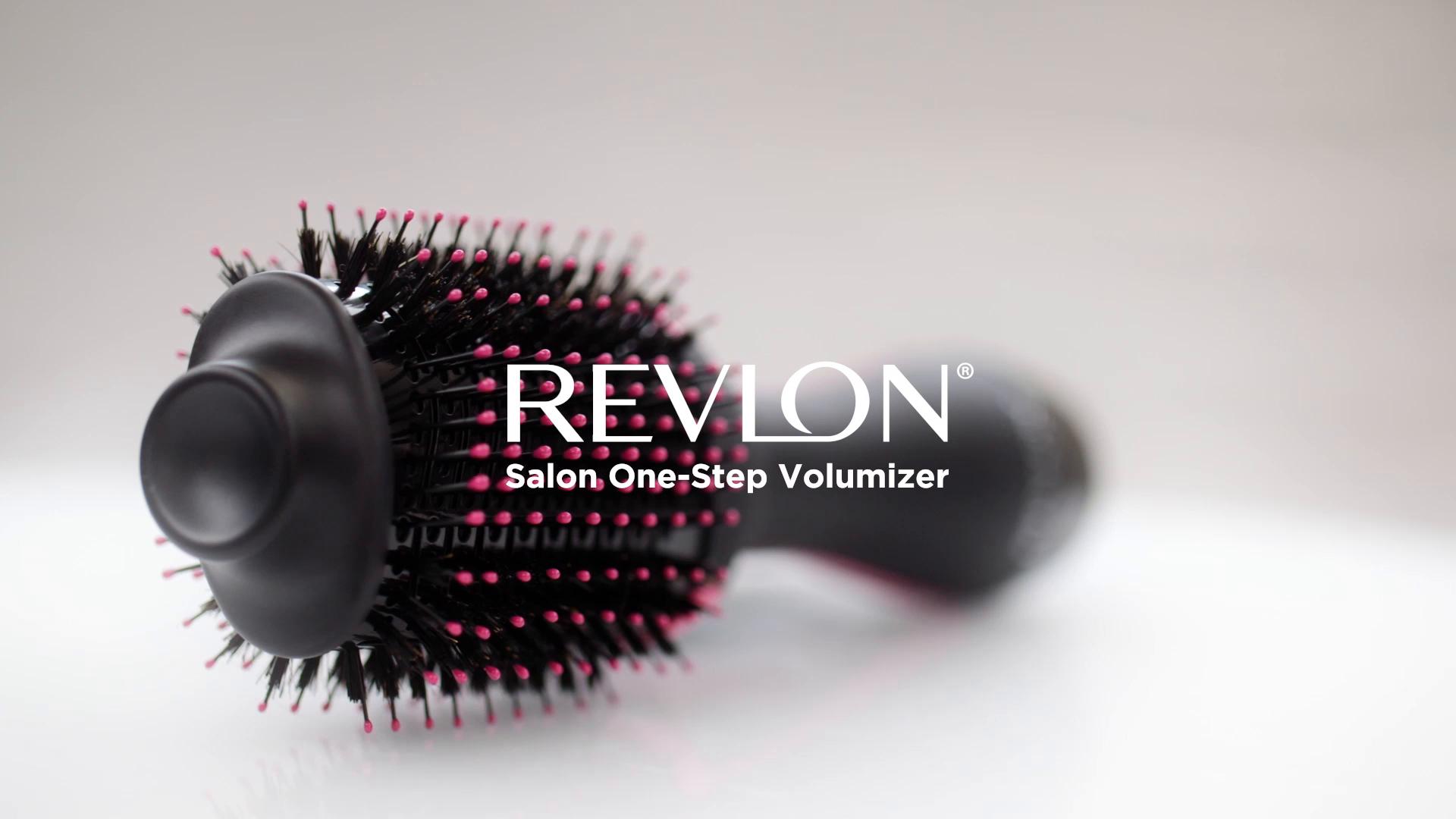 Revlon One Step Hair Dryer And Volumizer Hot Air Brush Black Packaging May Vary In 2020 Hair Dryer Revlon Revlon Hair Dryer