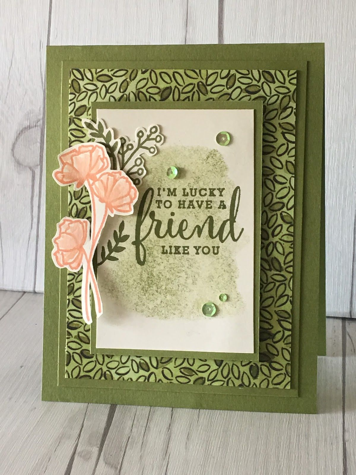 Pin by rosy jalifi on cardmaking ideas pinterest stampin up