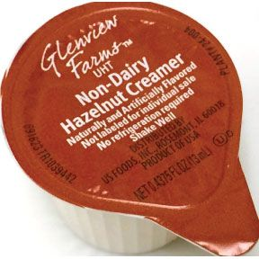 Glenview Farms™ Non-Dairy Hazelnut Creamer | Food Stock