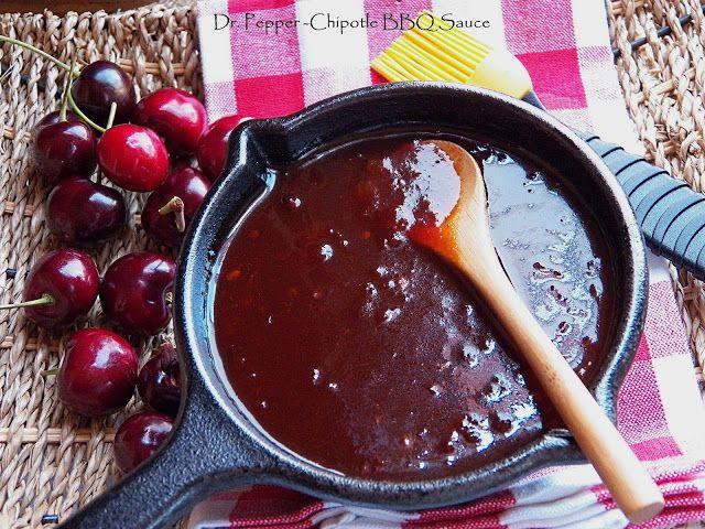 Comfy Cuisine: Dr. Pepper-Chipotle BBQ Sauce