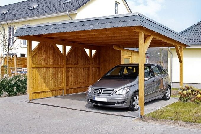 Großartig carport-with-a-flat-roof-shed-or-gable-roof_1.jpg (680×454  CN79