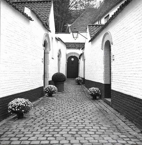 Beaterio de Kortrijk - Courtrai (Bélgica)