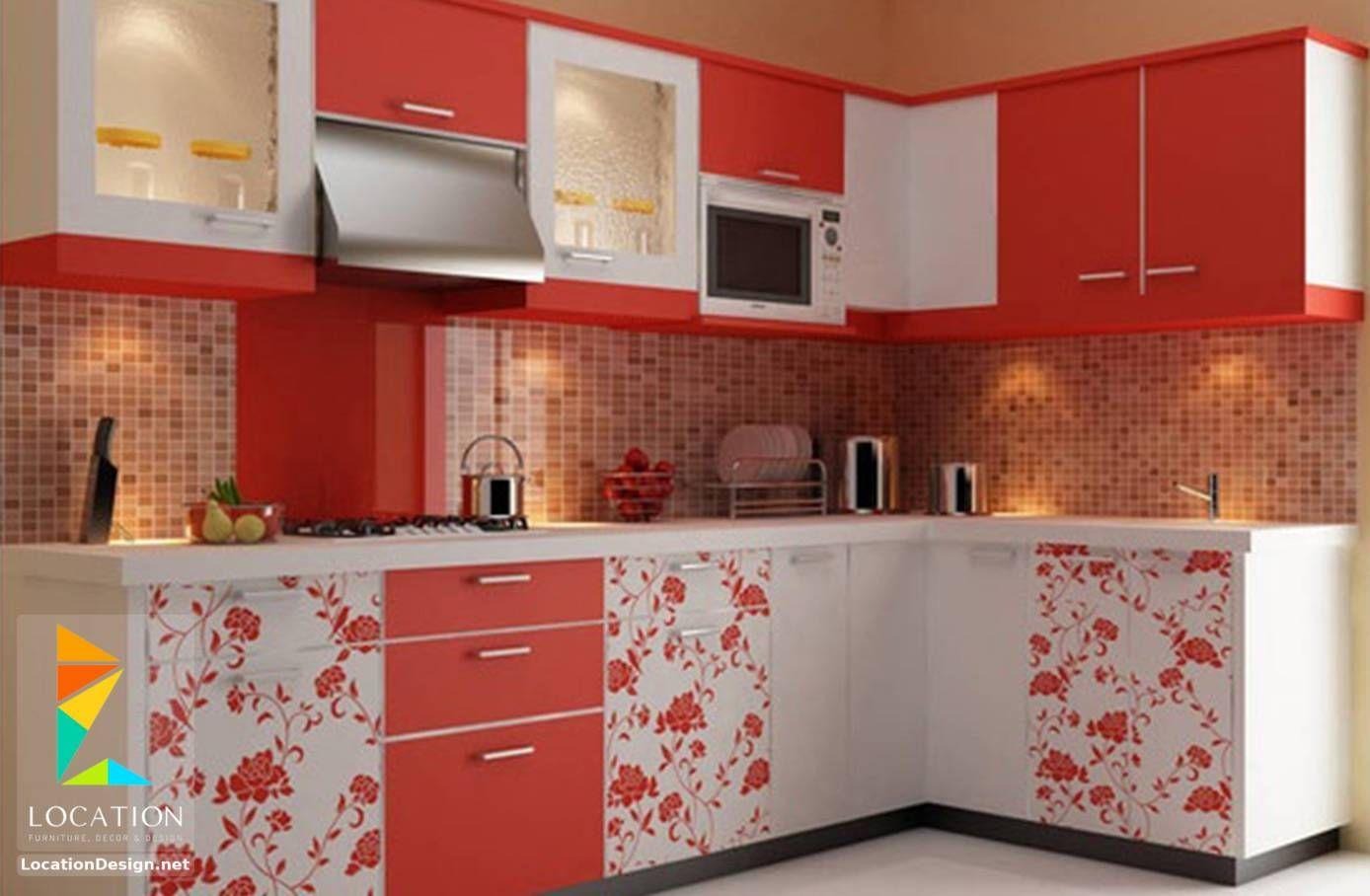 مطابخ المنيوم 2018 2019 ارقى تصميمات المطابخ الألمونيوم Custom Kitchen Cabinets Italian Kitchen Design Kitchen Design Open