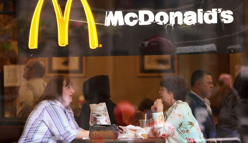 Consumers still aren't lovin' McDonald's Fast food