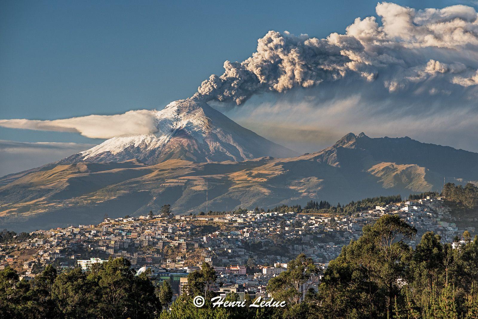 Cotopaxi Volcano Eruption Explored Paisajes Ecuador Fotografia Paisaje Urbano Paisajes De Colombia