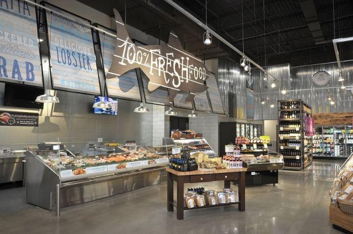 Buschs fresh food market by studio h2g canton michigan
