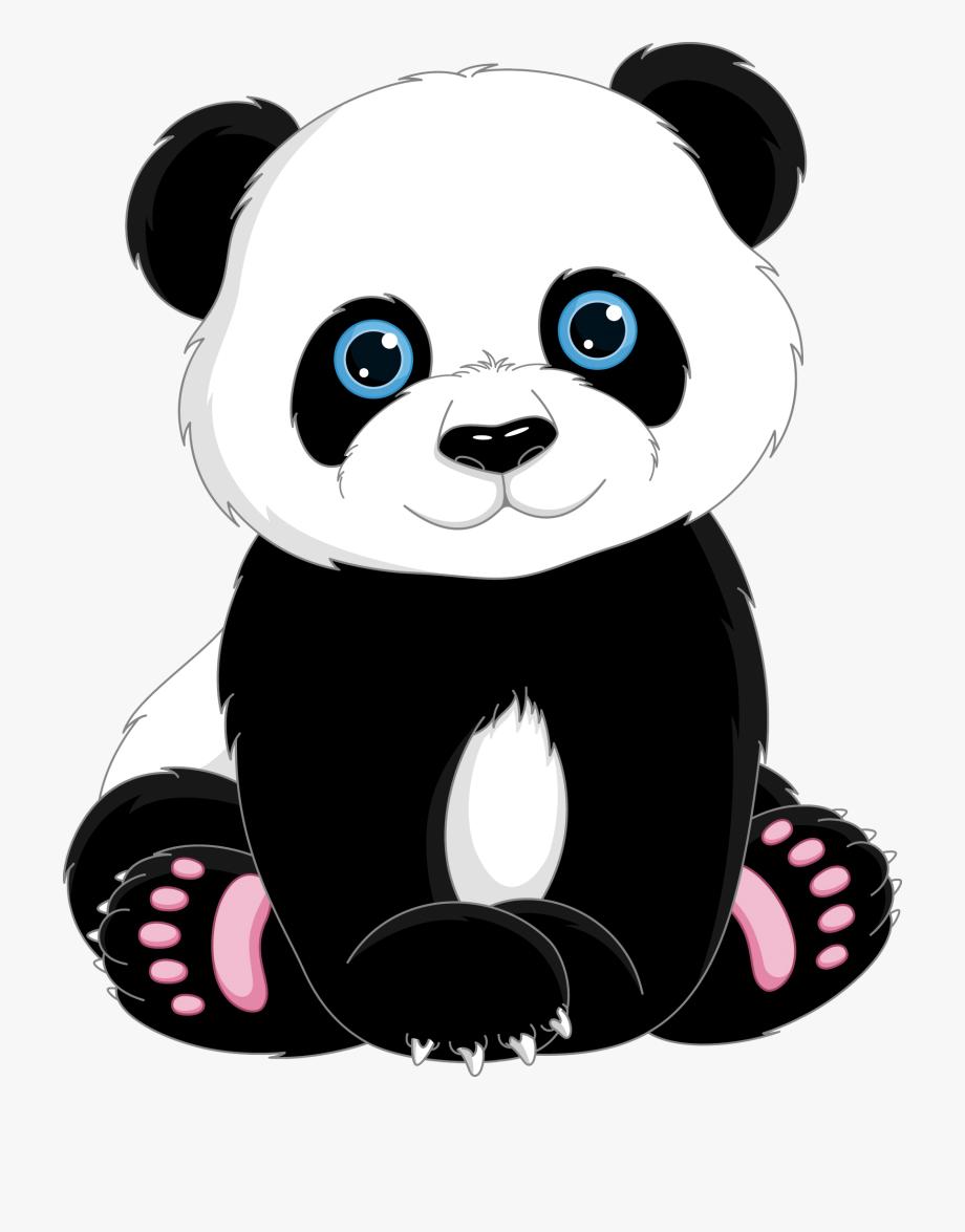 Download And Share Clipart Bear Giant Panda Cute Panda Cartoon Drawing Cartoon Seach More Similar Free Cute Panda Cartoon Cartoon Panda Teddy Bear Cartoon