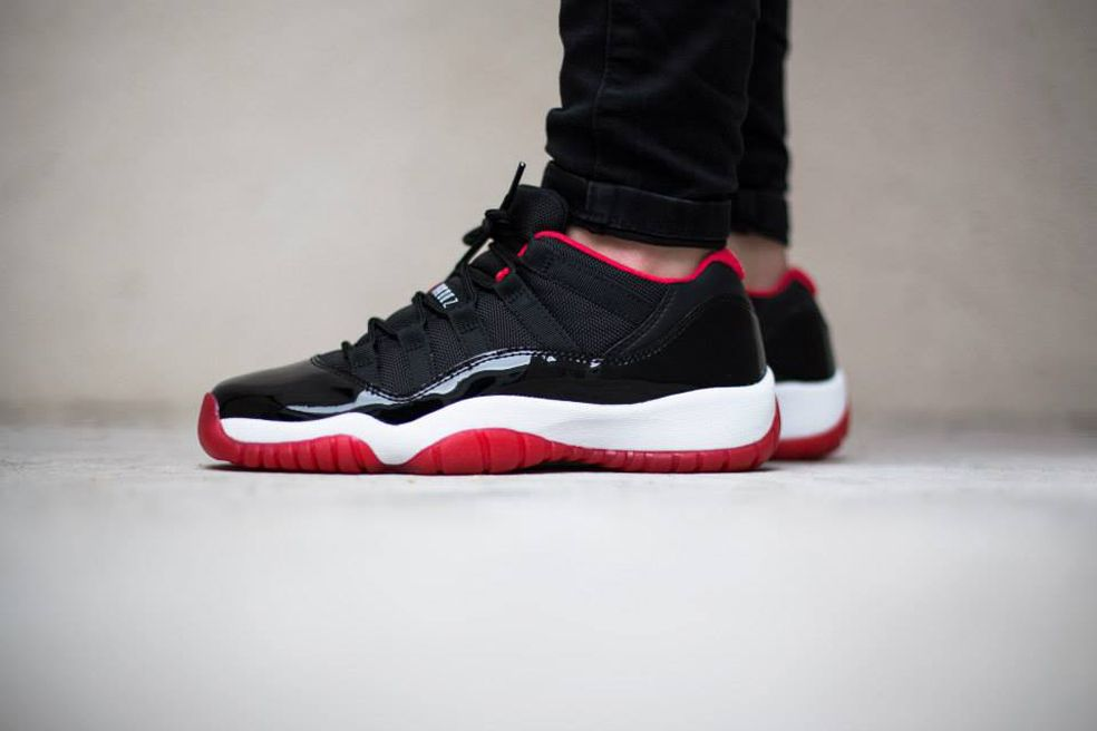 Air Jordan 11 Retro Low Bred | Release Reminder