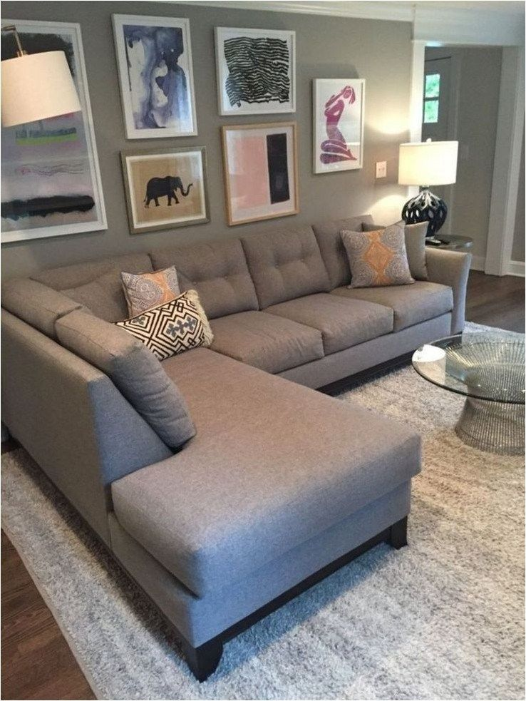 40 Inspiring Small Sectional Sofas For Small Living Rooms In 2020 Sectional Sofa Decor Elegant Living Room Modern Sofa Designs #small #living #room #with #corner #sofa