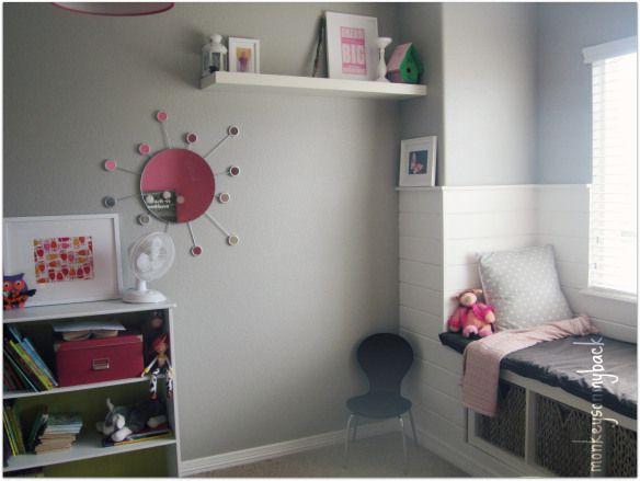 Best Behr Graceful Gray Ppu18 12 Home Depot Girls Rooms 400 x 300