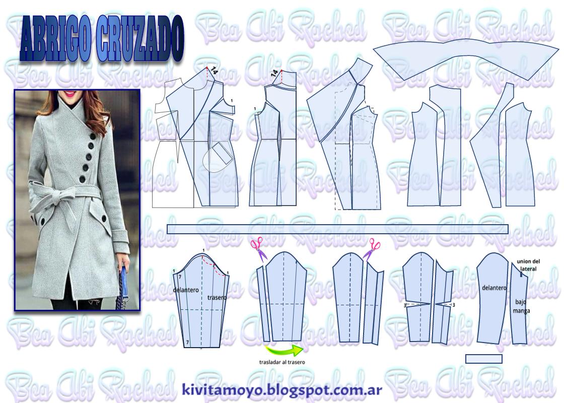Blog de patronaje y diseño | Pattern and sewing | Pinterest ...