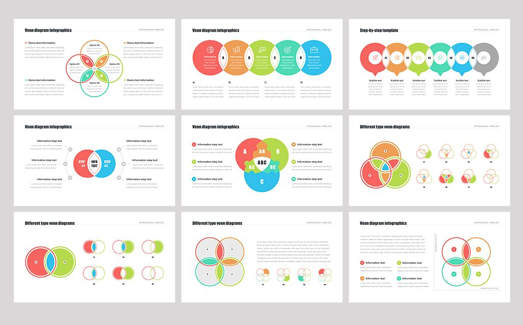 Venn Diagrams Powerpoint Template 77781 Venn Diagram