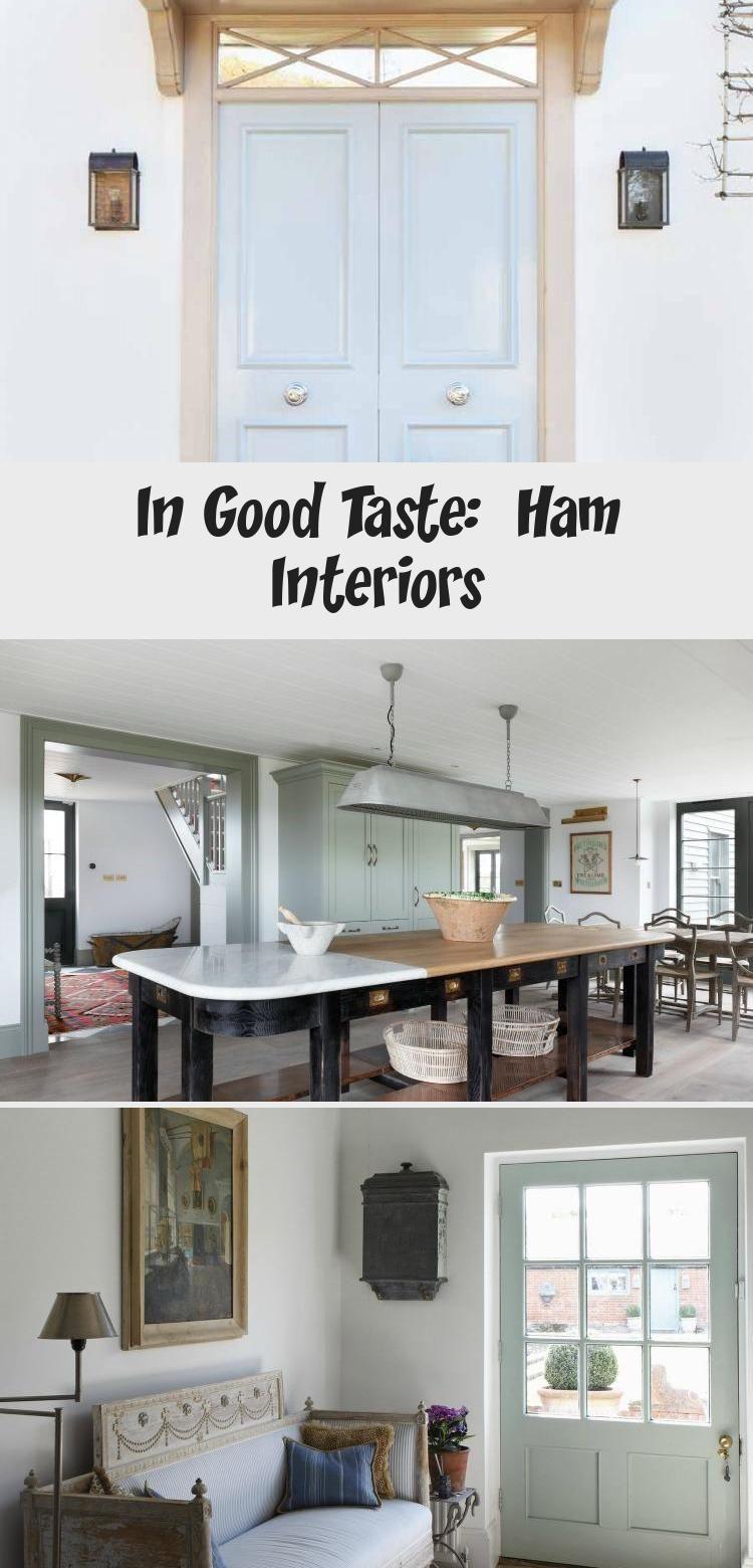 In Good Taste: Ham Interiors - Design Chic In Good Taste: Ham Interiors Design Chic #HomeInteriorDesign #VintageInteriorDesign #InteriorDesignCareer #JapaneseInteriorDesign #InteriorDesignGreen