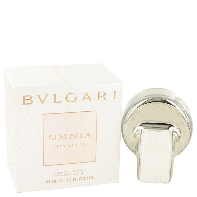Bvlgari Omnia Crystalline Edt For Women 65ml 100 Original Omnia Crystalline Bvlgari Perfume Bvlgari