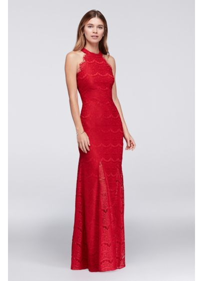 e1412cf45 Long Mermaid/ Trumpet Wedding Dress - Morgan and Co   I Do - Dress ...