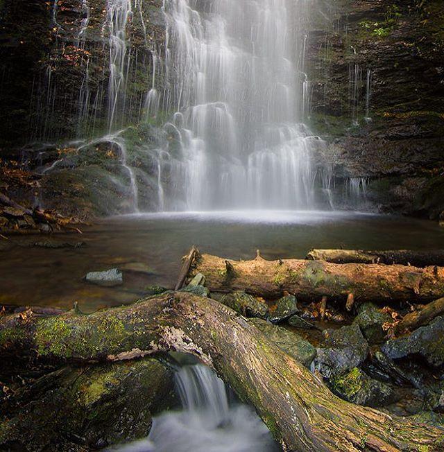 Staraplanina Bulgaria Mountain Waterfall Hutlevski Landscapephotography Pentaxk10d Pentax1645 Waterfall Landscape Photography Instagram