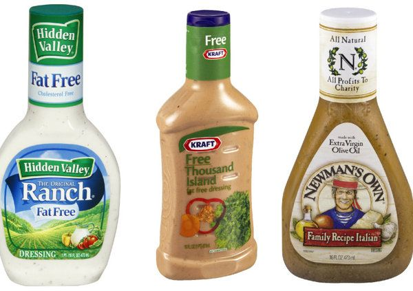 The best and worst store-bought salad dressing - Yahoo! https ...